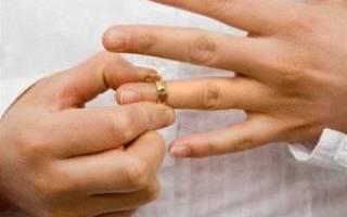 Сколько времени дается после заявления на развод