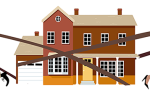 Как разделить адреса домов если дом на два хозяина