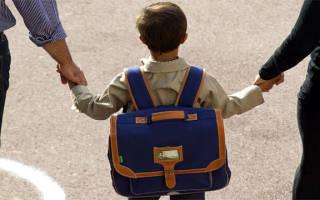 Как написать заявление директору школы от родителей образец