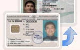 Замена водительского удостоверения в москве при получении гражданства рф