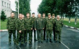 Призыв возраст офицера запаса на военную службу по контракту