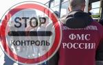 Фмс москва проверка депортации