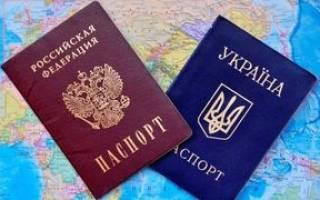Порядок получения гражданства для граждан украины в 2018 году