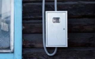 Требование о выносе на улицу электросчетчиков даче законно ли