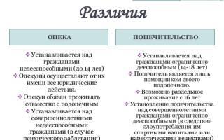 Зарплата за опекунство инвалида детства в украине