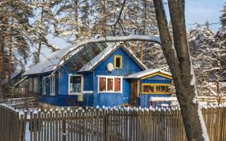 Отличие индивидуального жилого дома от садового