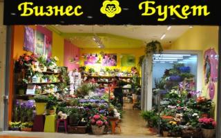 Оригинальные названия для удачи магазин цветов