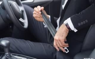 Кто платит штраф если пассажир не пристегнут