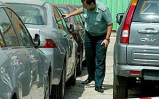 Как забрать авто в россию на пмж из казахстана