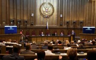 Пошлина в верховный суд кассация