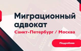 Запись на подачу документов гражданство рф спб