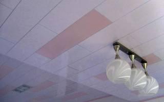 Пластиковые панели на потолок в спальню вред