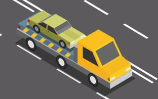 Закон о эвакуации транспортного средства 2018 информирование владельца