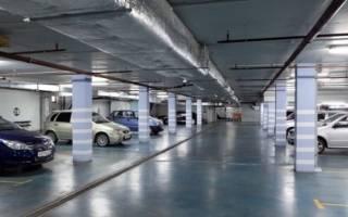 Образец договора аренды подземного паркинга между физическими лицами