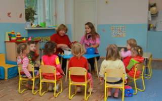 Сохраняется ли место при переводе ребенка в другой сад