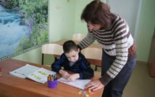 Право на образование несовершеннолетних детей инвалидов