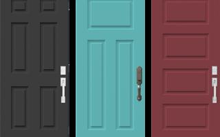 Претензия на возврат денег за испорченную при установке дверь