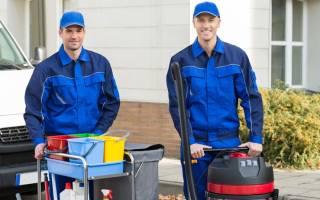 Вредные производственные факторы у уборщика служебных помещений