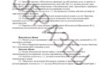 Соглашение о расторжении договора с возвратом аванса образец