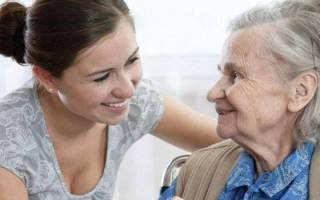 Кто может ухаживать за пенсионером старше 80 лет