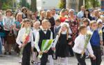 Прием в москве гимназию без прописки