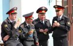 Зарплата рядового в полиции 2016 году