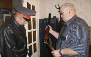 Правила установки оружейного сейфа в квартире 2018