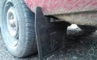 Автомобиль не оборудован брызговиками заводом изготовителем выписали штраф