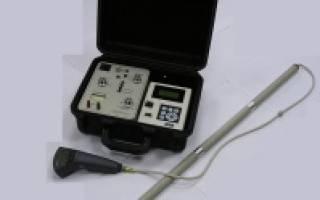 Методика измерение напряжения прикосновения кдз 2